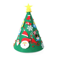 New Christmas Decorations DIY Felt Handmade Childrens Toys Kindergarten/Parent-child Activities Toy