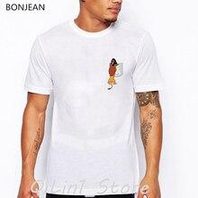 Pocket husky/ pug /poodle / panda lion simba animal print Funny tshirt men summer white t shirt harajuku camisetas hombre tops