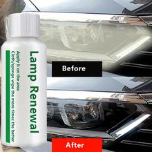 Car Headlight Repair Liquid Lamp Refurbishment Agent Eliminate Scratches