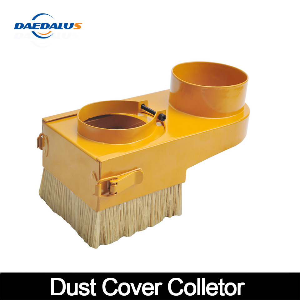 65/70/75/80/85/90/100mm Spindle Dust Collector Dust Cover Brush Easy Cleaning For CNC Machine Cleaning.