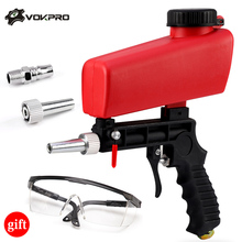 Sandblaster-Machine Sprayer Air-Sanding-Pneumatic Rust Etching Iron-Removal-Glass-Mirror
