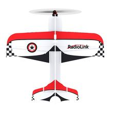 Radiolink A560 3D Fixed Wing Ultra Light Foam Remote Control Aircraft Vertical Mode with one switch RC Drone Airplane Model(China)