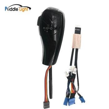 Auto Car LED Gear Shift Knob Shift For BMW E90 E46 E39 E92 E60 E87 E53 E61 E93 X3 E83 LCI Series 5 Auto Accessor