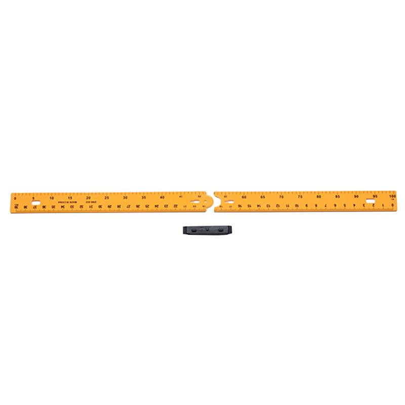 Multifunction Teaching Ruler Set Triangle Compasses Protractor  Measurement Ruler Math Geometry Tools