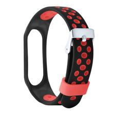 Дышащий сменный ремешок для часов Ремешки наручных аксессуары