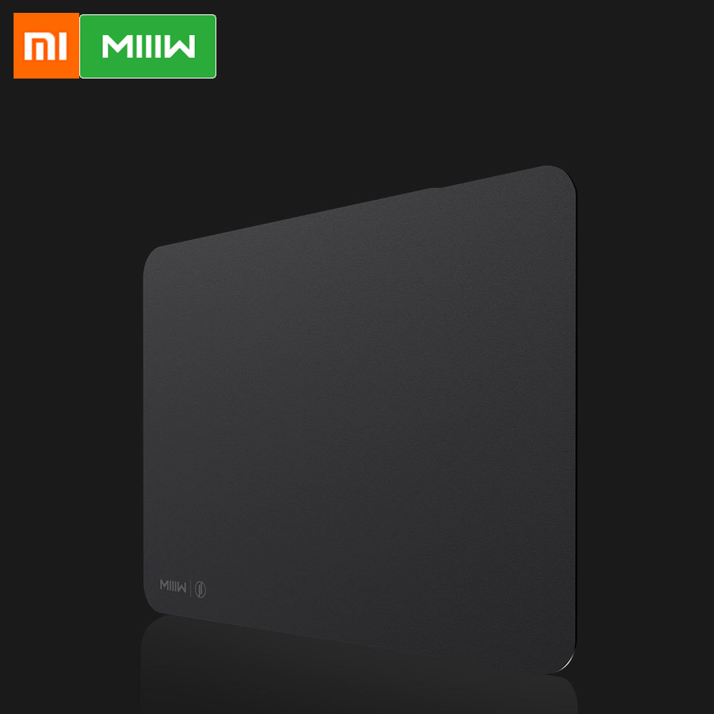 Xiaomi MIIIW Ergonomic Gaming Mouse Pad 2.35mm Ultra Thin Mouse Mat Non-slip Rubber Base For Office Specialized E-sport Gaming
