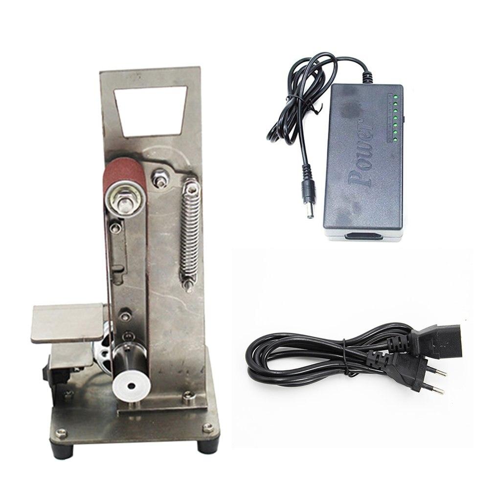 Mini Small Mini Belt Machine Diy Polishing Machine Portable Mini 775 Bare Metal Us Fixed Angle Sharpening Machine