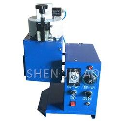 1PC mały dozownik klej maszyna do butów przemysł dozownik topi się maszyna do klejenia butów 220V pulpit topi się maszyna do klejenia