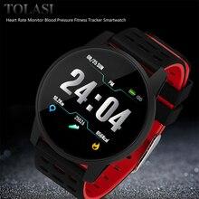 Smart Watch Sport Watch Men Women Heart Rate Monitor Blood Pressure Fitness Tracker Smartwatch GPS Sporelogio inteligente цена