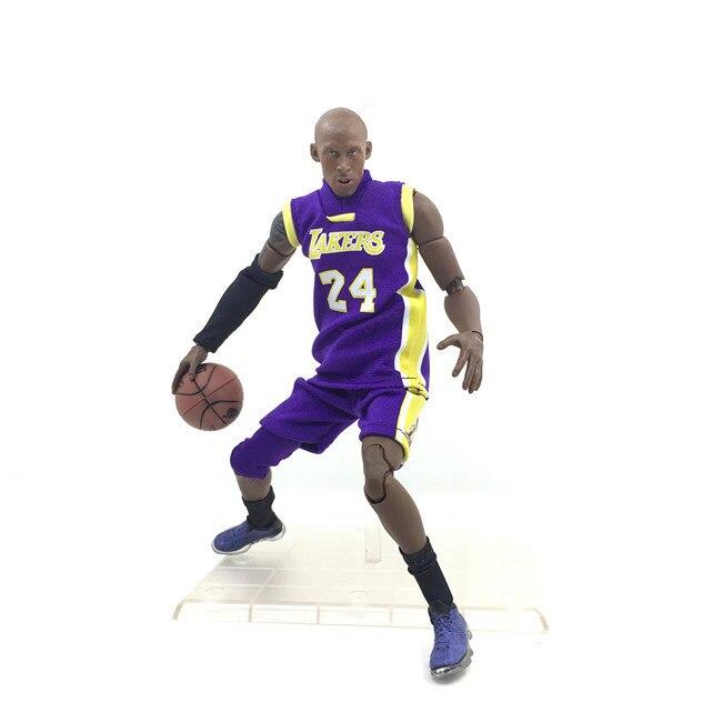 NBA Basketball Star KOBE Bryant Kobe Bryant 24 Purple 1/9 Garage Kit