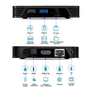 Image 5 - TV Box X88 Pro X3 ، Android 9.0 ، وحدة فك ترميز الإشارة مع Amlogic S905X3 ، رباعي النواة ، واي فاي مزدوج ، BT ، Lan 1000M ، 1080P ، HD ، متوافق مع مشغل الوسائط ثلاثي الأبعاد
