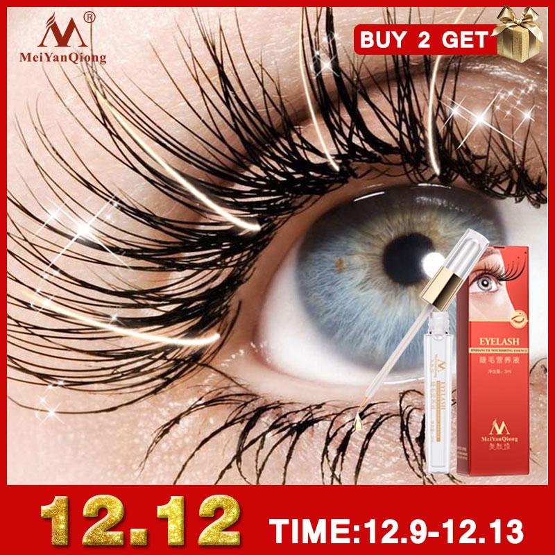 Eyelash Growth Essence Effectively Strengthens Eyelash Roots Nutrition Long Eyelashes Black Eyelashes Curly Long And Thick
