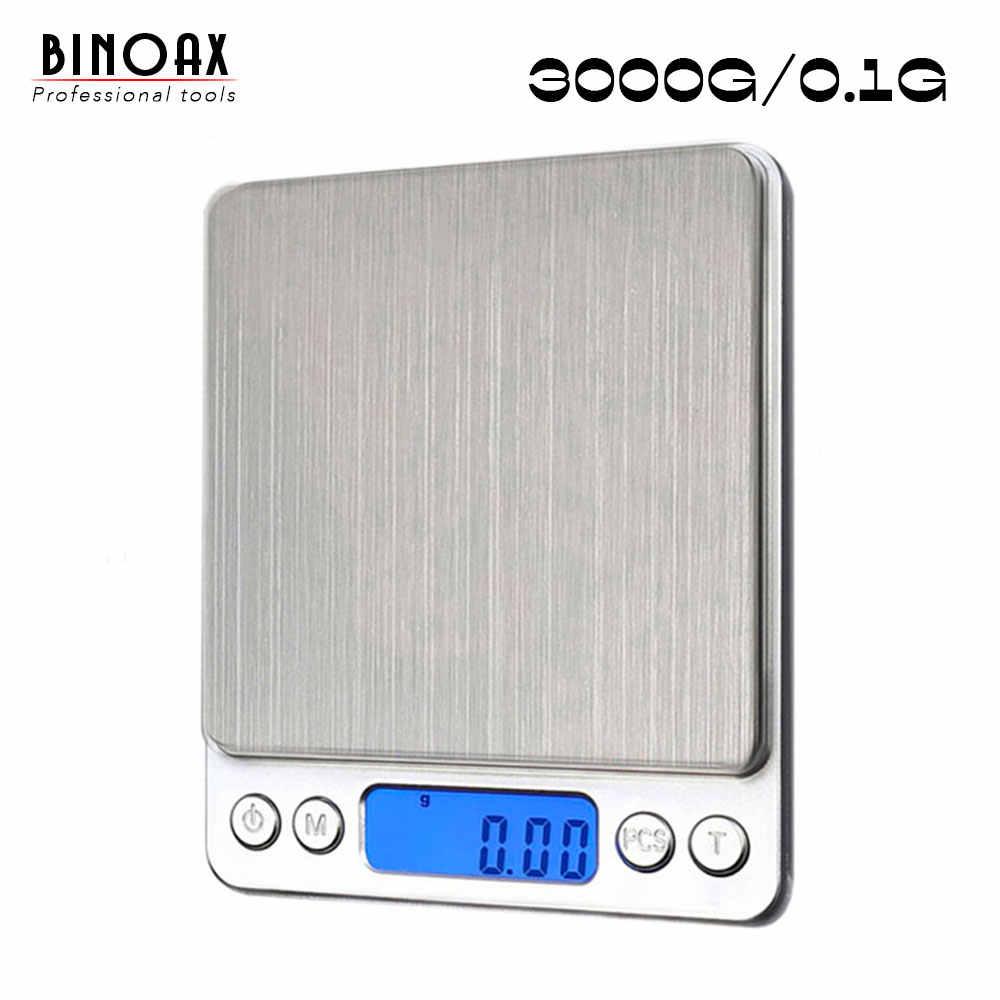 Digital Pocket Mini Scale 500g//0.1g Jewelry Gold Silver Coin Gram Grain Herb
