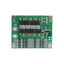 цена на 3S 11.1V 12.6V 25A W/Balance 18650 Li-ion Lithium Battery PCB Protection Board