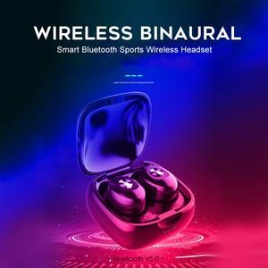 Image 2 - TG2 TWS Bluetooth 5.0 écouteur stéréo sans fil Earbus HIFI son Sport écouteurs mains libres jeu casque avec micro pour téléphone