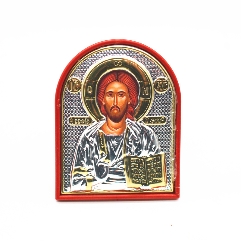 Orthodox Icon Christian True God Jesus Monastery Crafts Gift