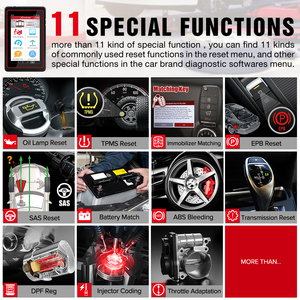 Image 5 - LAUNCH X431 PRO MINI Diagnostic Scanner Automotive Full System Scan tool Bluetooth Wifi OBD OBD2 Code Reader For Cars PK X431 V