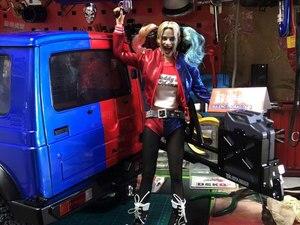Image 5 - RC car Capo sixer1 kit crawler Suzuki  Jimny Samurai 1/6 crawler fully metal free shipping