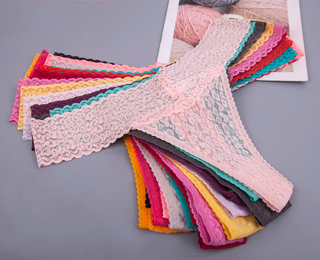 8color gift full beautiful lace wo