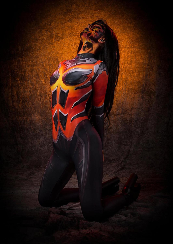 D.Va Costumes dva Destroyer Fuel Cosplay Bodysuit 3D Printed Zentai Suit Halloween Costume Adults Kids 2