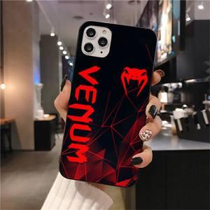 Image 5 - Fighting Fitness VENUM Logo Phone Case For iphone 12 11 Pro Max Mini XS Max 8 7 6 6S Plus X 5S SE 2020 XR cover