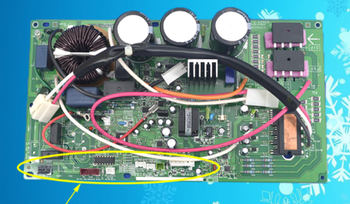 New for Air conditioner Outdoor main board 9707423020 K06AX-02-01 K06AX-C-A K06AX-02 9707423013 9709216026