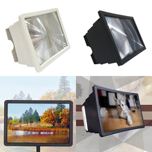 3D Phone Screen Amplifier Mobile Portable Universal Screen Magnifier For Cell Phone Screen Expander Magnifying Drop Shipping