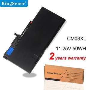 Аккумулятор KingSener CM03XL для HP EliteBook 845, 850, 745, 750, G1, G2, серия HSTNN-DB4Q, HSTNN-IB4R, LB4R, E7U24AA, 716724-171