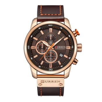 Watch Top Brand Man Watches with Chronograph Sports Waterproof Clock Military Luxury Mens Analog Quartz