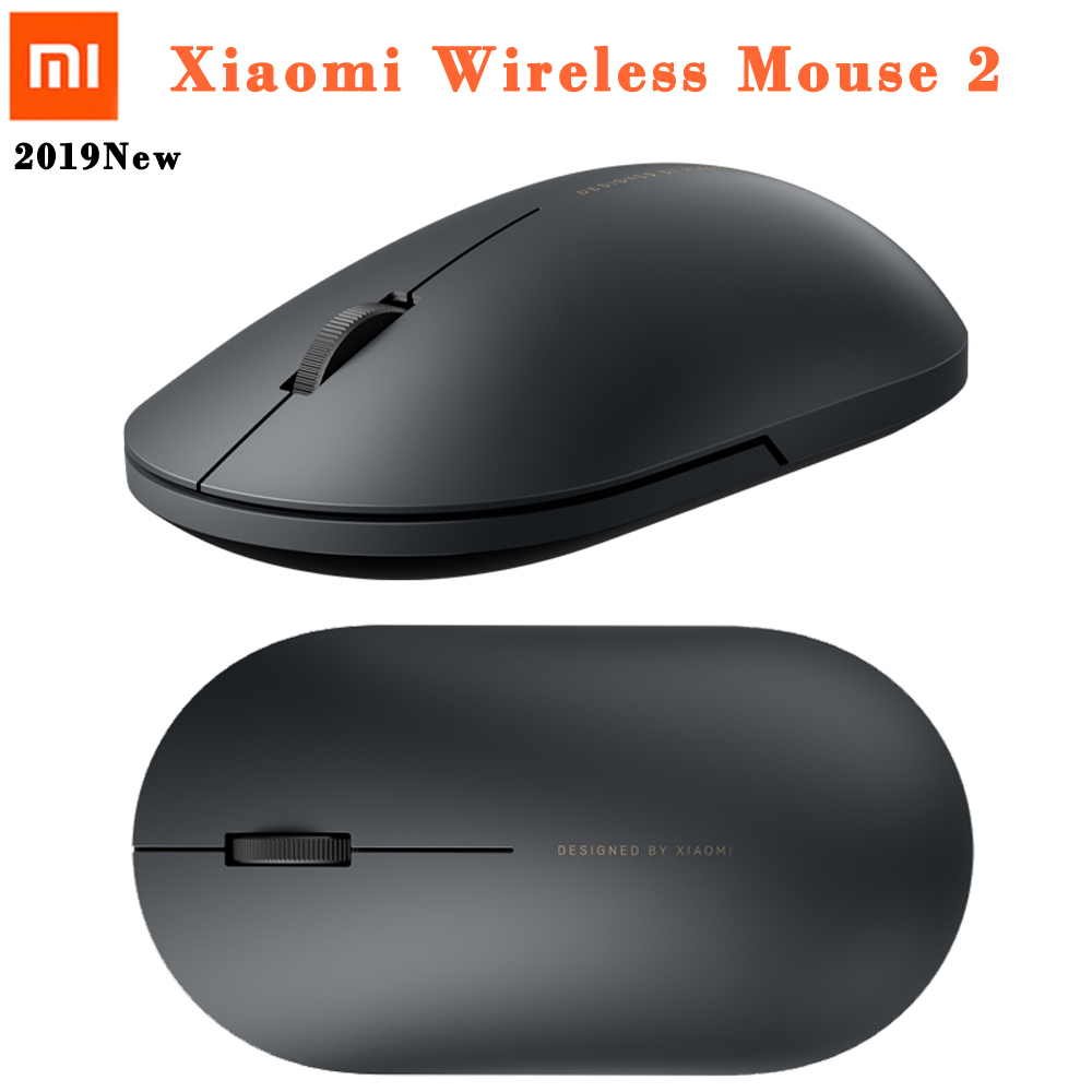 2.4GHz Wireless Mouse Portable Optical Gaming Mouse Mice for Laptop Computer BU