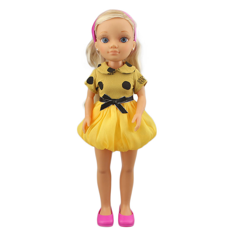New Lovely  Dress Clothes Fit With 43cm FAMOSA Nancy Doll (Doll And Shoes Are Not Included), Doll Accessories