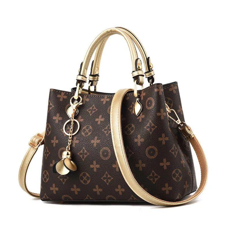 2020 Female Tote Bag Designers Luxury Handbags Printed Bucket simple women bag  Famous Brand Shoulder Bag Ladies