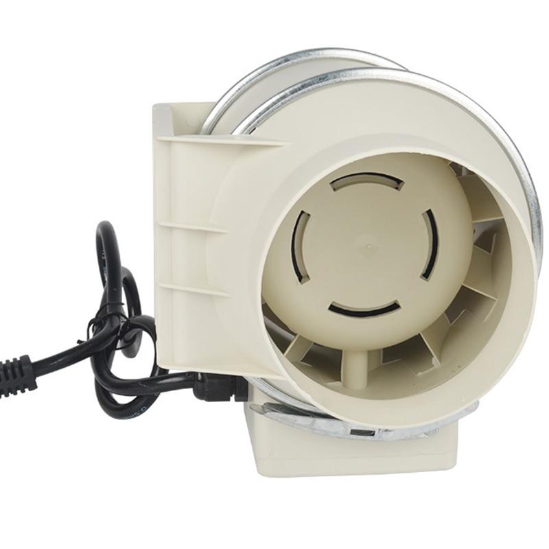 Ventilateur de Ventilation de tuyau rond de ventilateur d'échappement de tuyau de la série HF-100