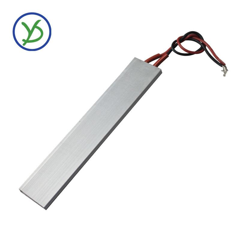 70/150/220C AC/DC 220V Egg Incubator Heater PTC Heater Heating Element Constant Temperature Insulation 150*28.5mm