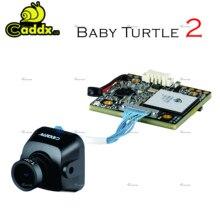 Caddx caméra FPV V2, Mini HD FPV, micro OSD, pour Drone RC, 1080p 60fps, 155 degrés, nouvel arrivage