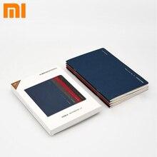 4pcs/set Xiaomi Kaco Diary Notebook 32Page Notepad Journal Office School Supplies 4/set Aluminium Alloy Ruler Bookmark
