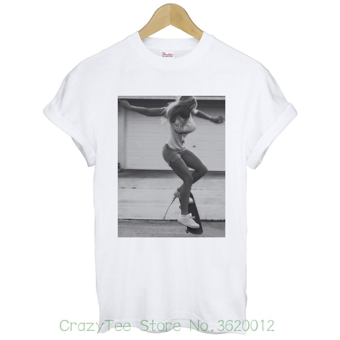 Vintage BMX Casual Loose Short Sleeve Tops Tee Shirts for Boys Girls