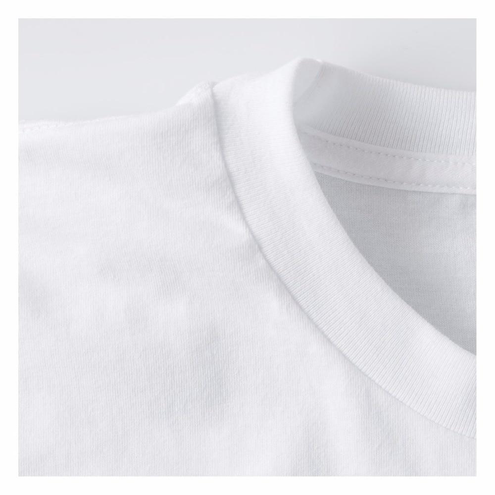 Caratê garoto daniel e miyagi camiseta branca masculina t camisa das mulheres camisetas 100% algodão manga curta tshirts