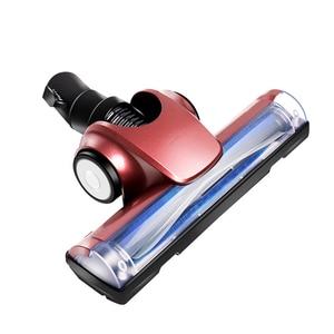 Image 4 - 32mm 범용 노즐 터보 플로어 브러시 삼성 일렉트로 룩스 필립스 lg haier midea 등 진공 청소기 부품 브러쉬 헤드