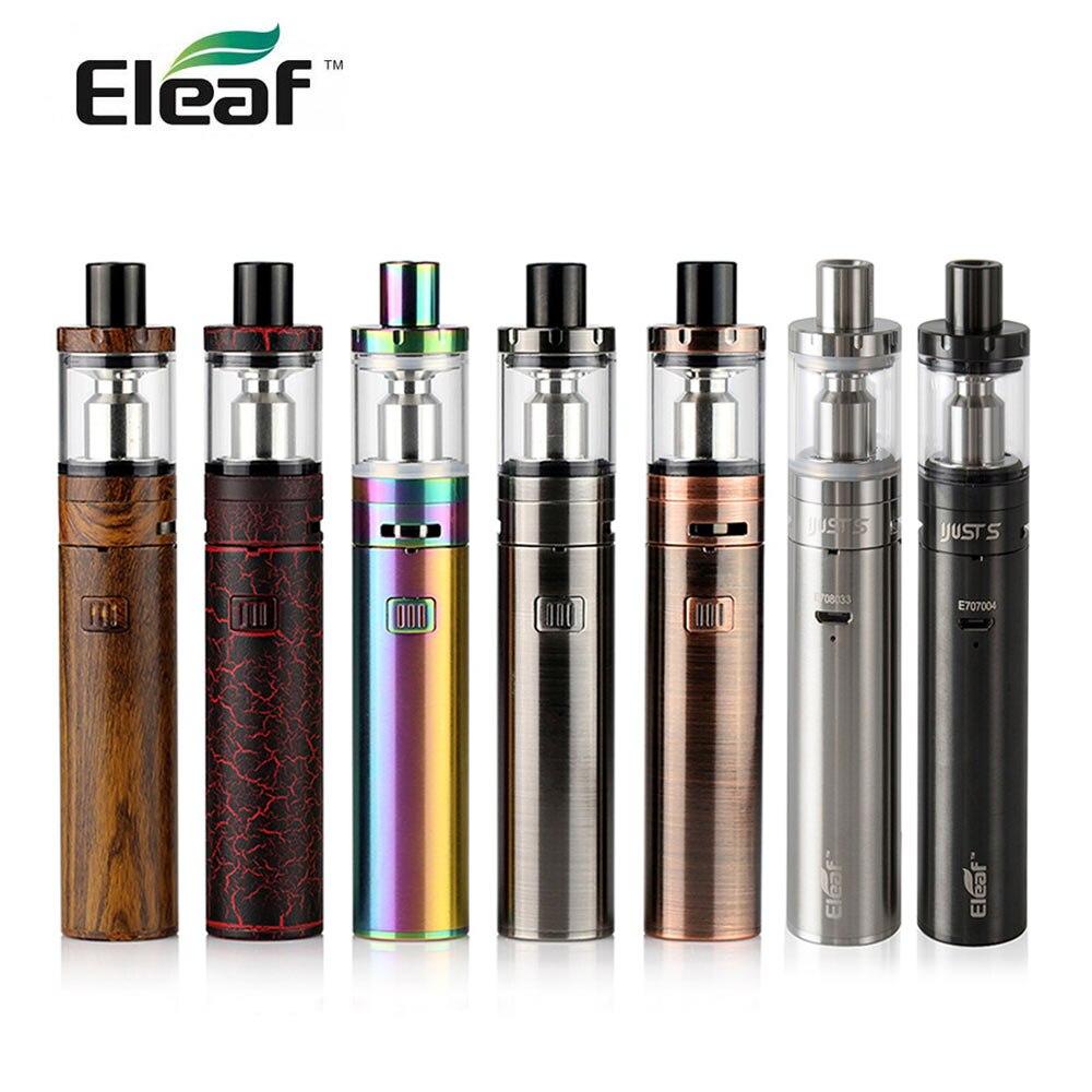 Оригинальный стартовый набор Eleaf iJust S 3000 мАч, длинная батарея 24,5 мм, Головка Катушки ECL, электронная сигарета Vape Pen VS Eleaf iJust 3|vape pen|electronic cigarette vapeoriginal eleaf | АлиЭкспресс