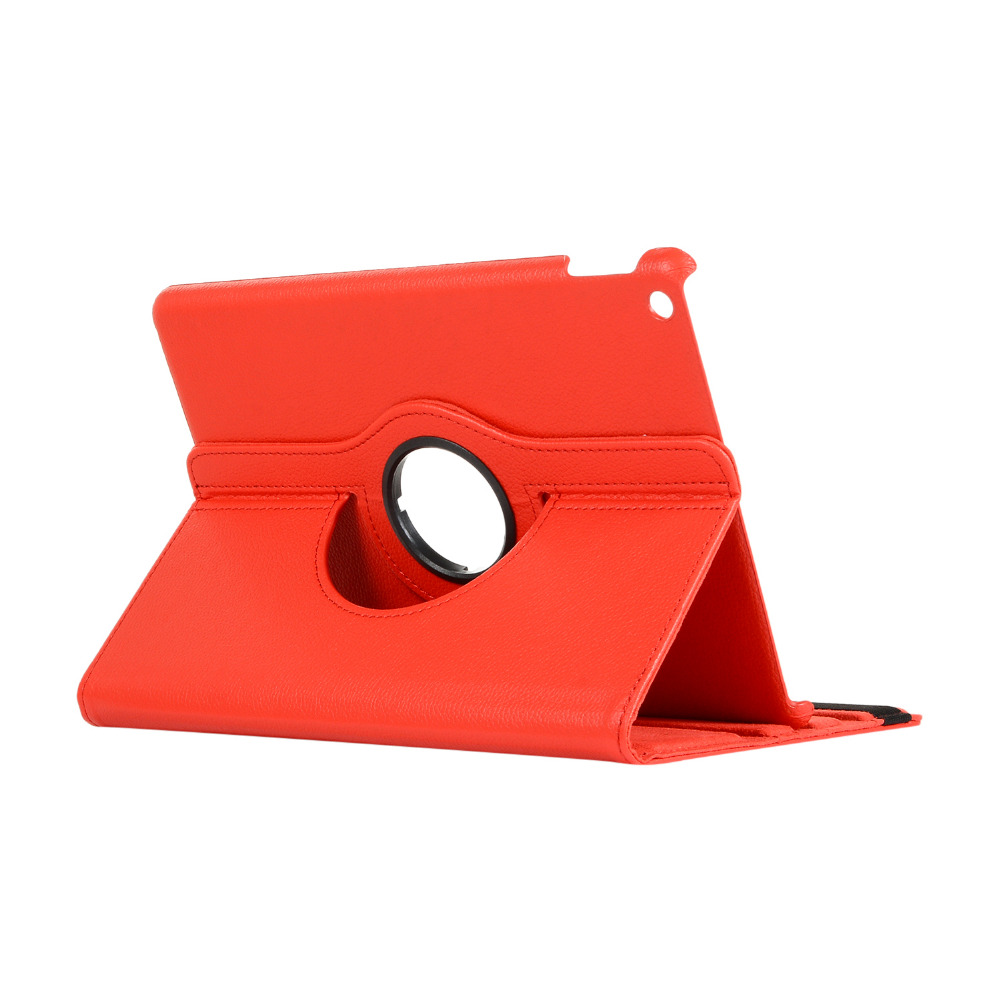 for iPad Wake A2197 Film--Pen Cover Rotating-Case 360-Degree 7th-Generation Apple Wake