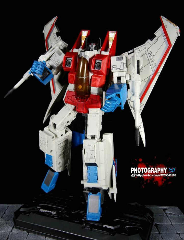 Transformers Robot Hero oversized MP11 CG 01//02//03//04 Skywarp Starscream figure