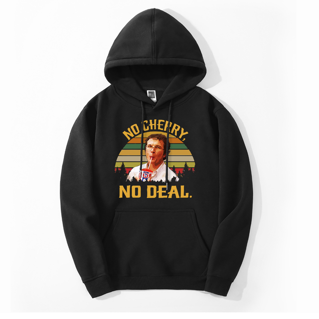 STRANGER THINGS NO CHERRY NO DEAL HOODIE (8 VARIAN)