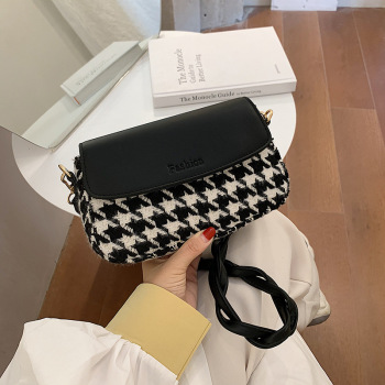 Women Purses and Handbags 2020 Fashion Letter Small Square Bags Single Shoulder Portable High-quality Simple Messenger