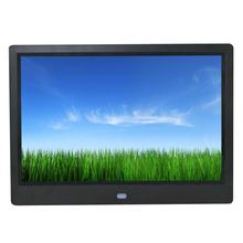 Digital Picture Frame 10 inch Electronic Digital Photo Frame IPS Display with IPS LCD 1080P MP3 MP4 Video Player(China)