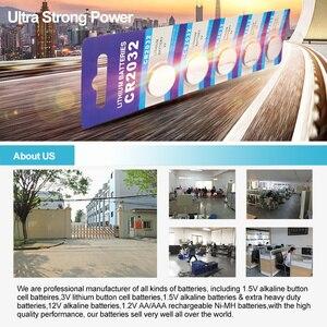 Image 3 - PHOMAX cr2032 15 pièces montre batterie Калькулятор батарея cr 2032 Coche Batería de contrôle remoto del coche Voiture Renote batterie