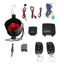 Système d'entrée d'alarme de voiture sans clé accès aux télécommandes de sécurité Bluetooth centrales