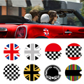Крышка бензобака, виниловая крышка, наклейка, наклейки, украшение для Mini Cooper S One F55 F56 R55 R56 R60 R61, аксессуары для стайлинга автомобиля