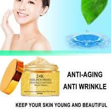 24k ouro rosto soro clareamento creme hidratante limpeza controle de óleo cremes anti envelhecimento rugas cuidados com a pele 20/30/50g