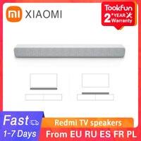 Xiaomi-Barra de sonido Mi TV Original, altavoz portátil inalámbrico con Bluetooth, 8 controladores de sonido SPDIF, proyector doméstico, ordenador, Subwoofer